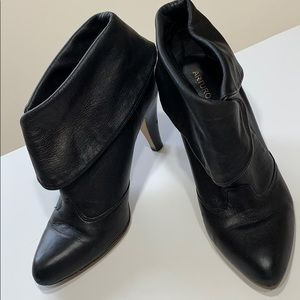 ARTURO CHIANG BLACK ankle BOOTS Size 5